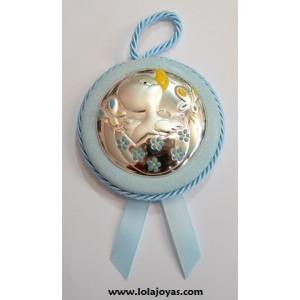 Medalla bebé pato