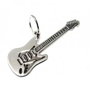 Colgante guitarra eléctrica