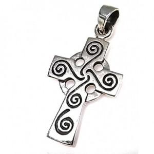 Colgante celta , cruz
