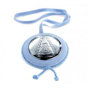 Medalla bebé, Virgen del Rocio Azul o Rosa