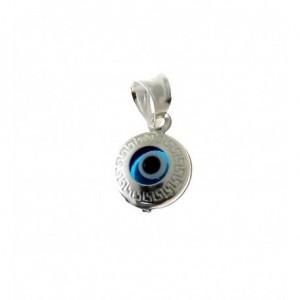 Colgante ojo turco