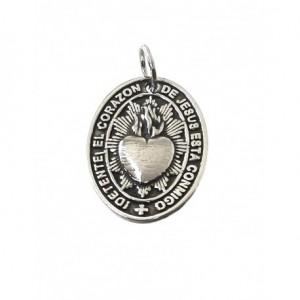 Medalla Corazón de Jesús