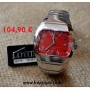 Reloj caballero - Lotus (acero)